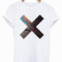 New XX Coexist Pop Punk Rock UK Band Supreme Street Wear Men White T Shirt S-XXL (12CO)
