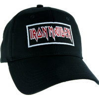 Iron Maiden Hat Metal Music Baseball Cap Metal Clothing