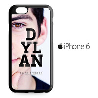 Dylan O'Brien iPhone 6 Case