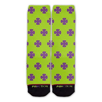 Function - Patrick Pattern Fashion Sock