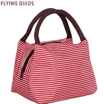 FLYING BIRDS designer bag for women canvas bag women lunch bags casual purse high quality female bags 2017 LS5254fb