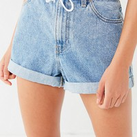 Levi's Cinched Denim Short | Urban Outfitters