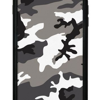 Black Camo iPhone 6/7/8 Plus Case