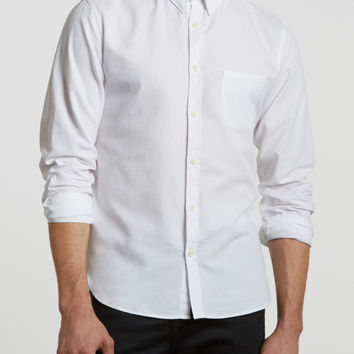 Levi's Made and Crafted One Pocket Shirt - Briliant White