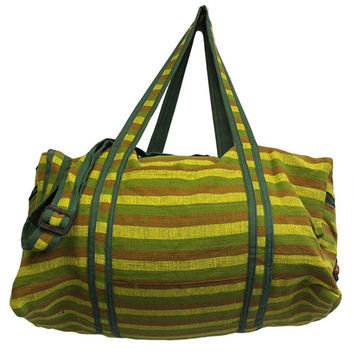 Nepal Travel Bag - Forest Flowers