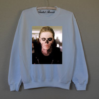 Evan Peters-AHS Crew neck