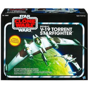 CREYN3C STAR WARS Vintage Class II Attack Vehicles- EU TORRENT V-19