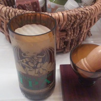 Stone Brewing --- Ruination IPA ---Shaving Mug With Cedar Lavender Soap