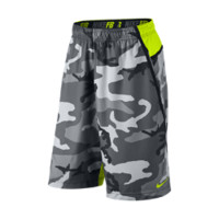 Nike Football Fly XL 3.0 Men's Training Shorts Size Medium (Grey)