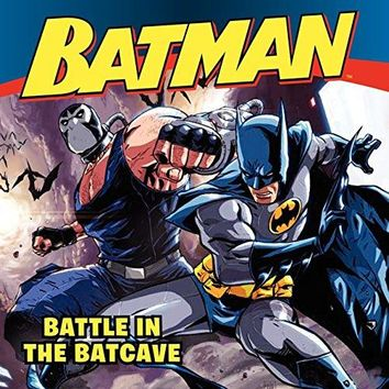 Battle in the Batcave Batman Classic