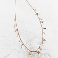 In The Stars Icon Short Necklace | Urban Outfitters