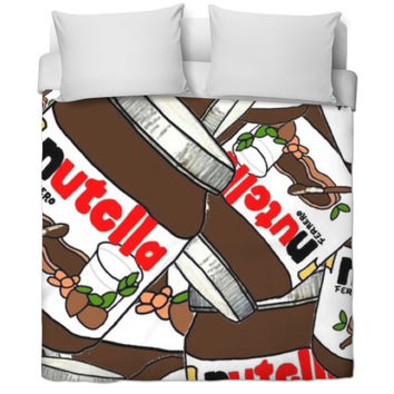 Nutella Bed