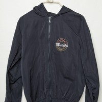 SCAR MALIBU LOCALS ONLY WINDBREAKER JACKET