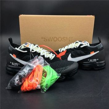 DCCK 2017 OFF WHITE x Nike Air VaporMax 10 AA3831 Size 36-45