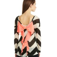Moa Moa Bow-Back Top | Dillards.com