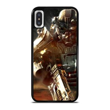 FALLOUT 3 iPhone X / XS case