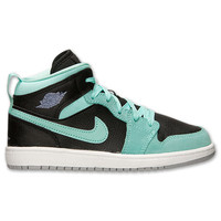 Girls' Preschool Air Jordan 1 Mid Casual Shoes