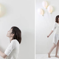 Shiny Happy Balloon Lamp | Incredible Things