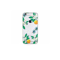 TRANSPARENT GARDEN IPHONE CASE
