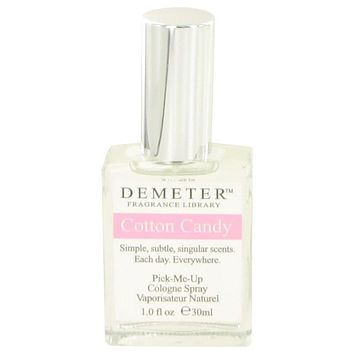 Cotton Candy Perfume By Demeter Cologne Spray FOR WOMEN