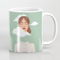 Head in the Clouds Coffee Mug by marylobs