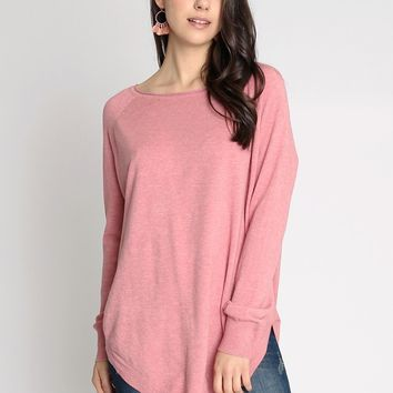 Rose Water Sweater Top | Ruche