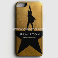 Hamilton Broadway Musical X3762 Iphone 6/6S Case | Aneend