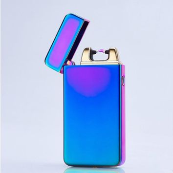 USB electrically operated lighter