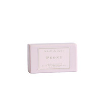 K HALL PEONY TRIPLE MILLED SHEA BUTTER SOAP