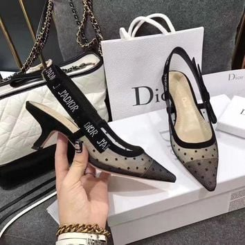 Christian Dior Fashion Heels Shoes Dior Jadore