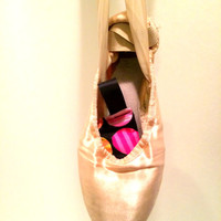 Dry Toes - moisture absorbent pouches for pointe shoes, running shoes, dance bag, gym bags, great dancer gift, stocking stuffer, ballet gift