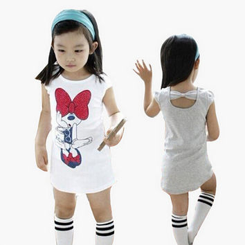 Girls or Toddlers Casual T-Shirts