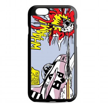 roy lichtenstein comic For iphone 6s case