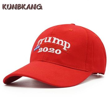 Trendy Winter Jacket New Arrive Trump Hat Cotton Baseball Cap Men Women Black Printed Snapback Bone Funny Donald Hip Hop Cap US Trucker Hat Casquette AT_92_12