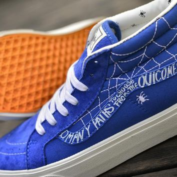 Wtaps X Vans Syndicate 'sk8 Mid' Skateboarding Shoes 36 44