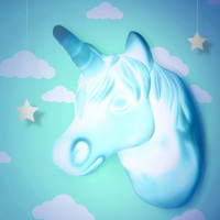 MAGICAL UNICORN DOOR LIGHT