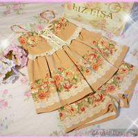 Liz Lisa Cami Tunic and Sukapan Set (NwT) from Kawaii Gyaru Shop