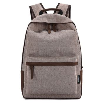 Classical Casual Laptop Backpack for College Vintage Backpack School Bookbag