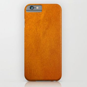 Gold Stucco iPhone & iPod Case by Corbin Henry