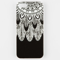 Tribal Feather Mandala iPhone 5/5S Case | Phone Accessories