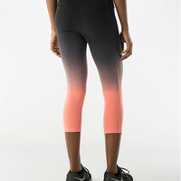 Women's Nike Legend Sunset Crop Tights