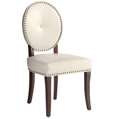 cadence dining chair ivory from pier 1 imports home