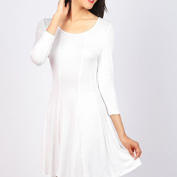 Asher Basic Dress