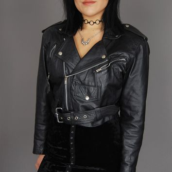 Wilson's Leather Moto Biker Jacket