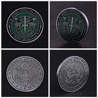 United States Army Special Forces Challenge Coin