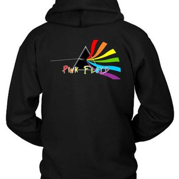 DCCKG72 Pink Floyd Rotate Hoodie Two Sided