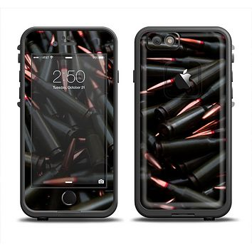 The Black Bullet Bundle Apple iPhone 6 LifeProof Fre Case Skin Set