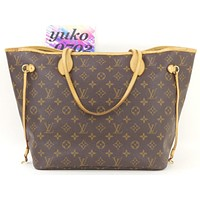 Tagre™ r61132 Auth LOUIS VUITTON Neverfull MM Monogram SP3077 Shopper Tote Bag M40156
