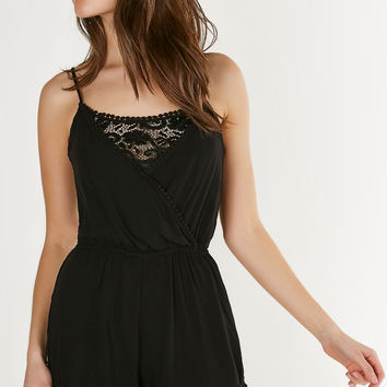 Daytime Lace Romper
