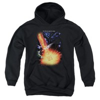 Star Trek - Undiscovered Cntry(Movie) Youth Pull Over Hoodie
